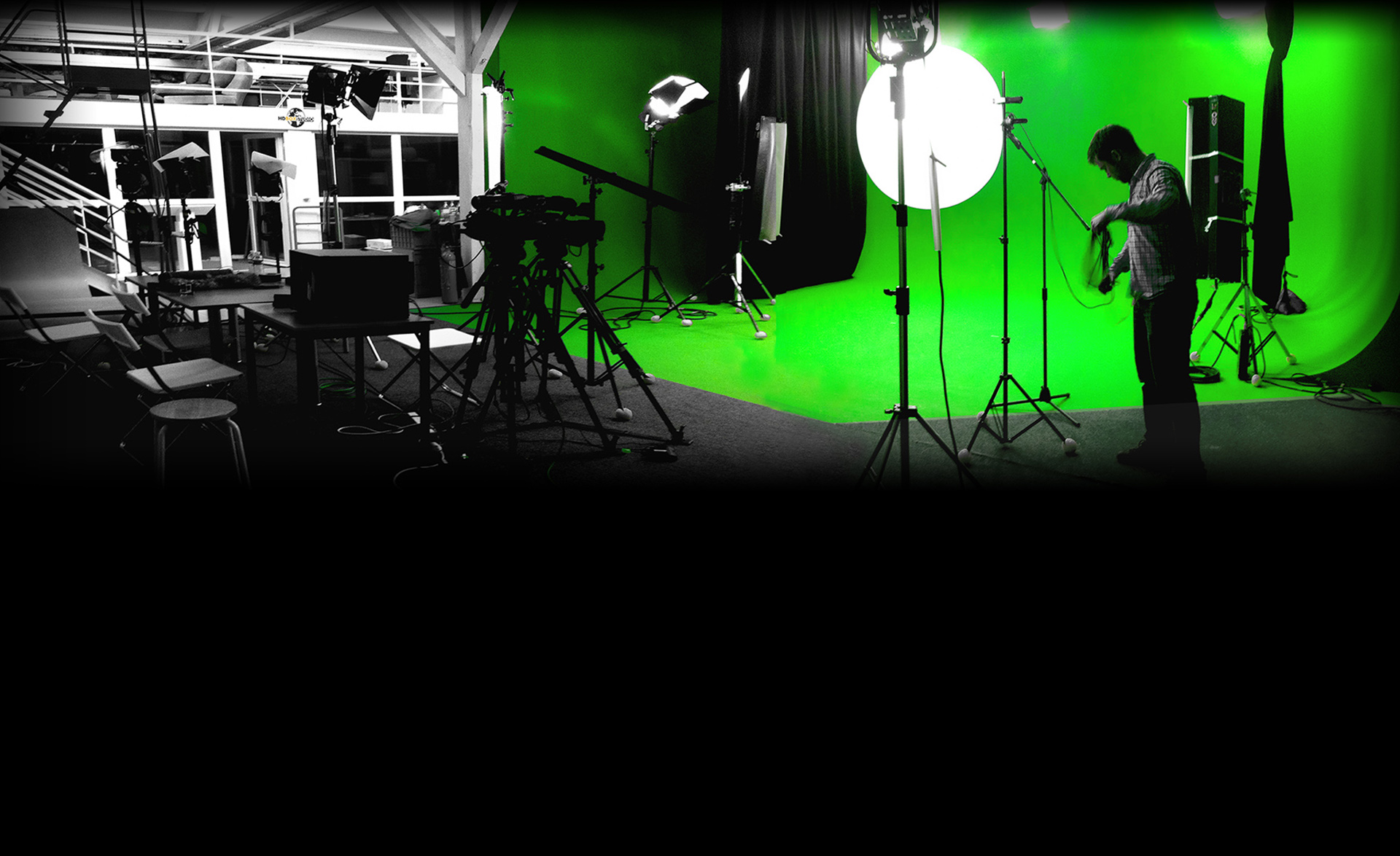 Location d'un studio fond vert à Paris: Réussir son shooting photo
